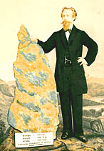Latrobe Nugget, Image by I, GUMP STUMP